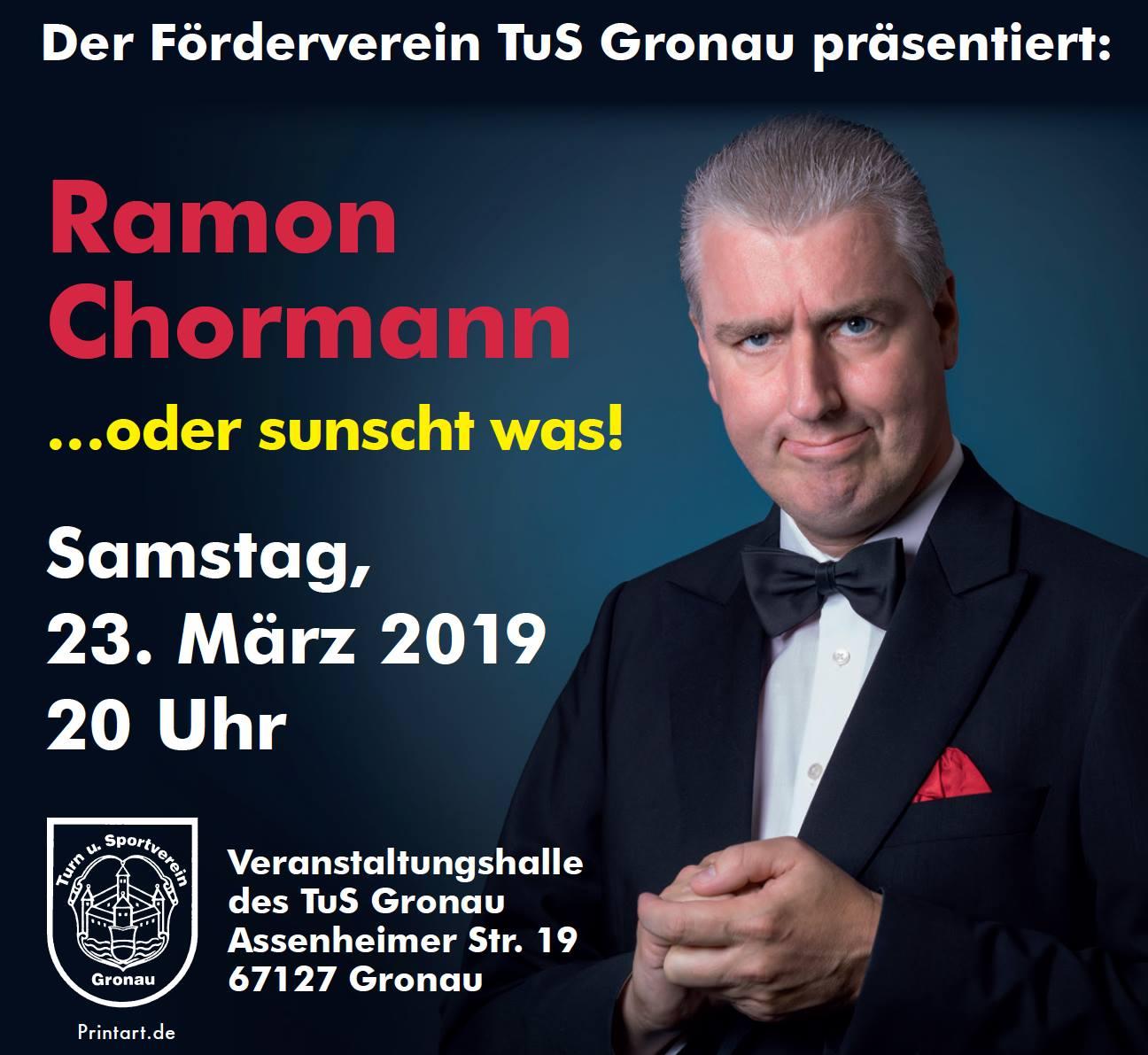 Ramon Chormann 2019